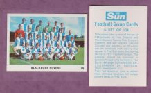 Blackburn Rovers Team 24